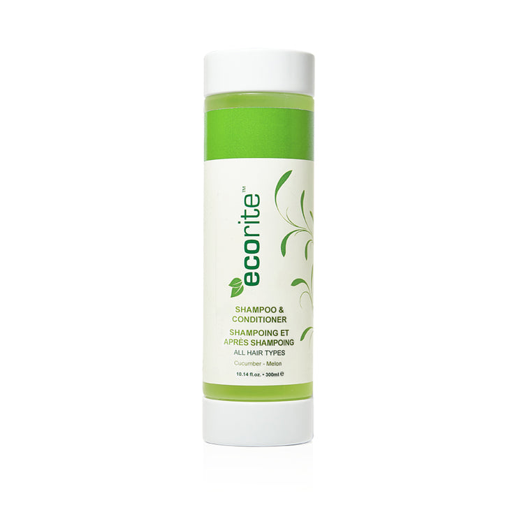 World Amenities - Ecorite e-Squeeze 2 in 1 Shampoo Conditioner