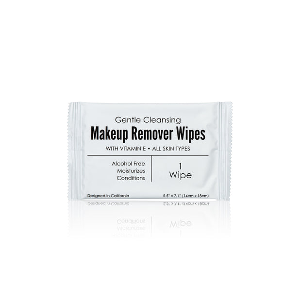 World Amenities - Makeup Remover Wipe