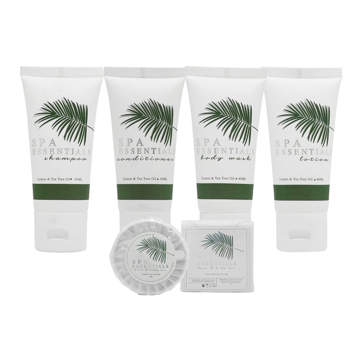 World Amenities - Spa Essentials Sample
