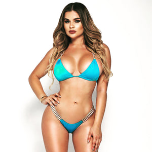 Sexy Rhinestone Bikini (The Ashley)