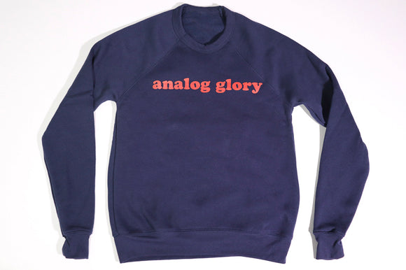 Analog Glory Pullover
