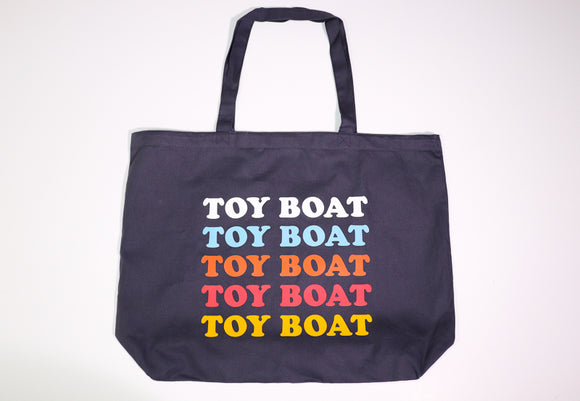 Toy Boat Bag