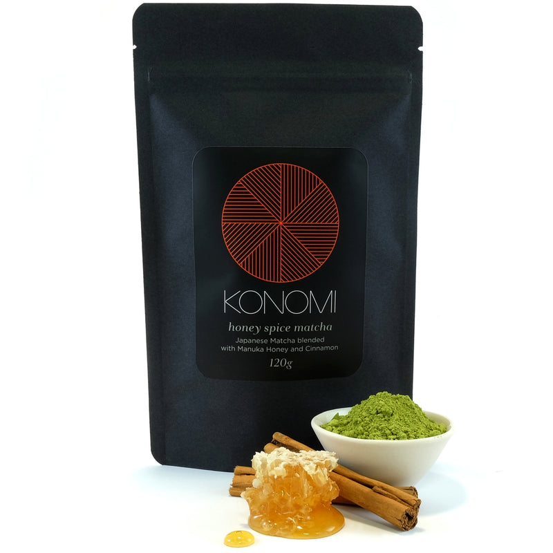 Matcha - Honey Spice (120g)