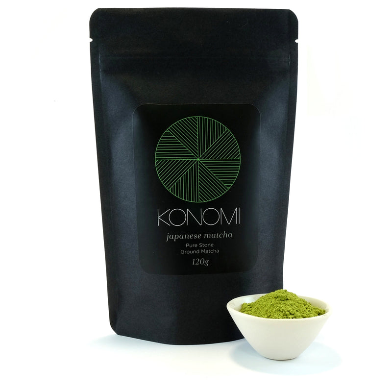 Matcha - Maple (120g)