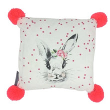 Load image into Gallery viewer, Bella Bunny Cushion