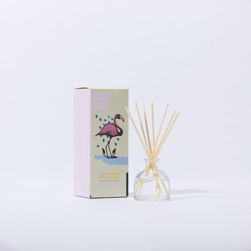Strawberry Champagne Mini Reed Diffuser