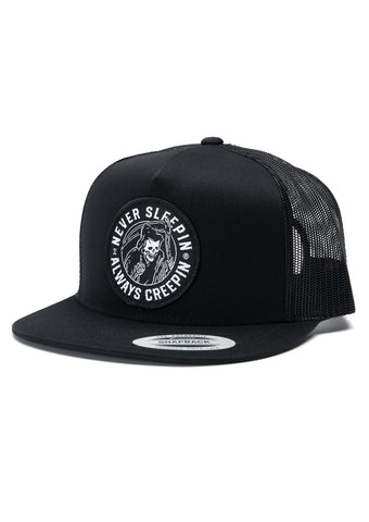 Creep Snapback Trucker Cap