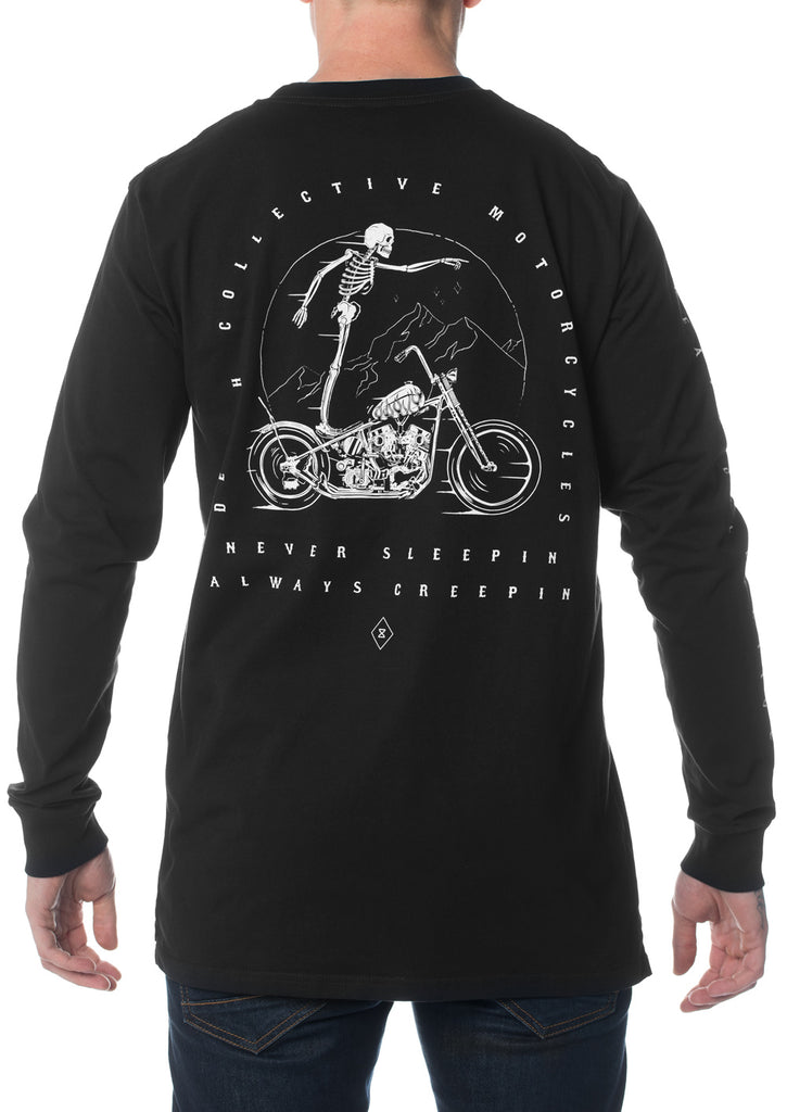 Larry Long Sleeve Tee