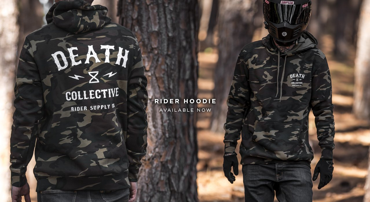 Death Collective Battle Vest III