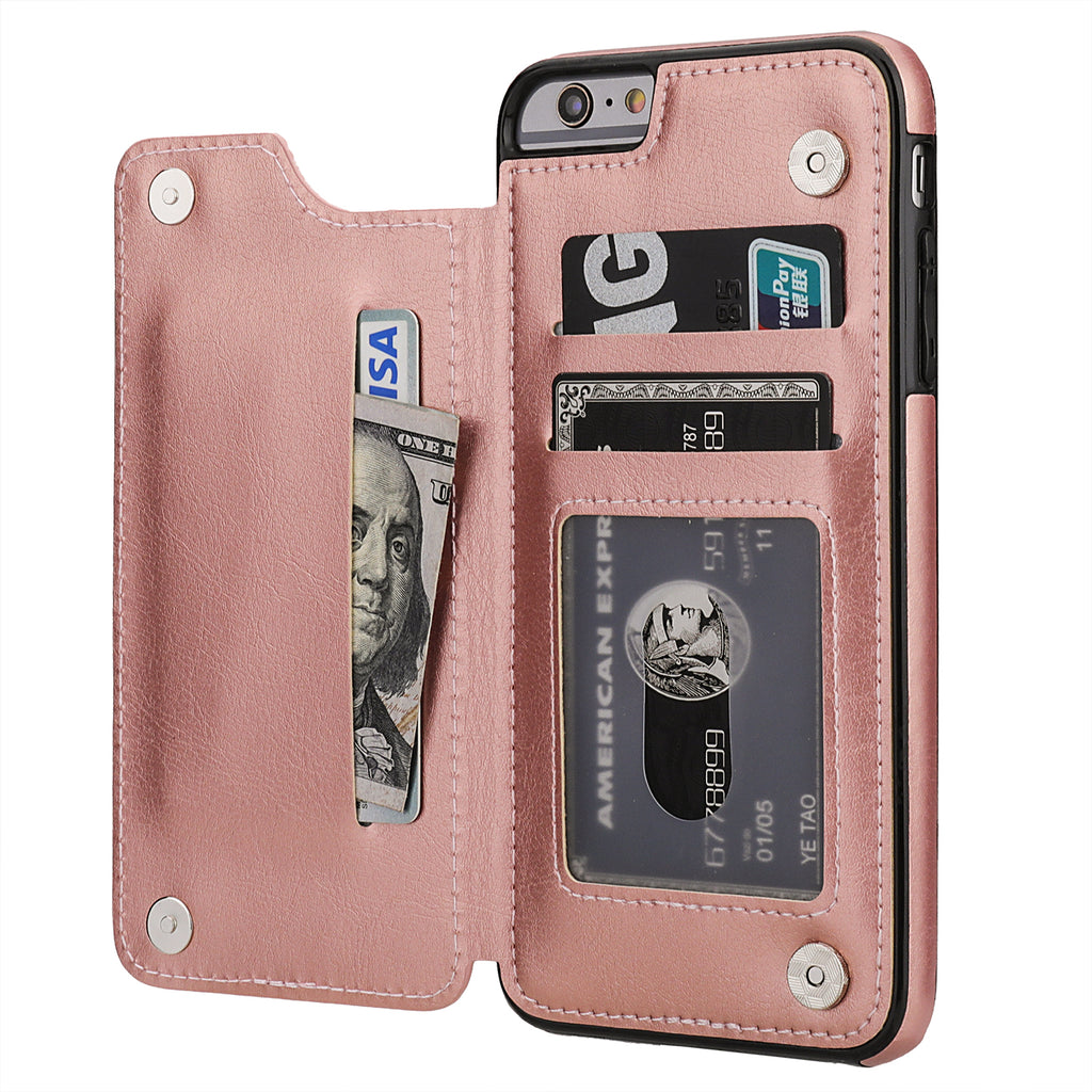WALLET CASE PURE C for iiPhone 6/6s Plus