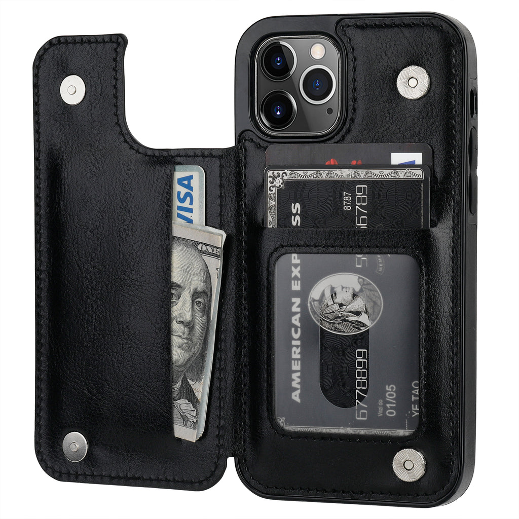 WALLET CASE PURE C for iPhone 12/iPhone 12 Pro