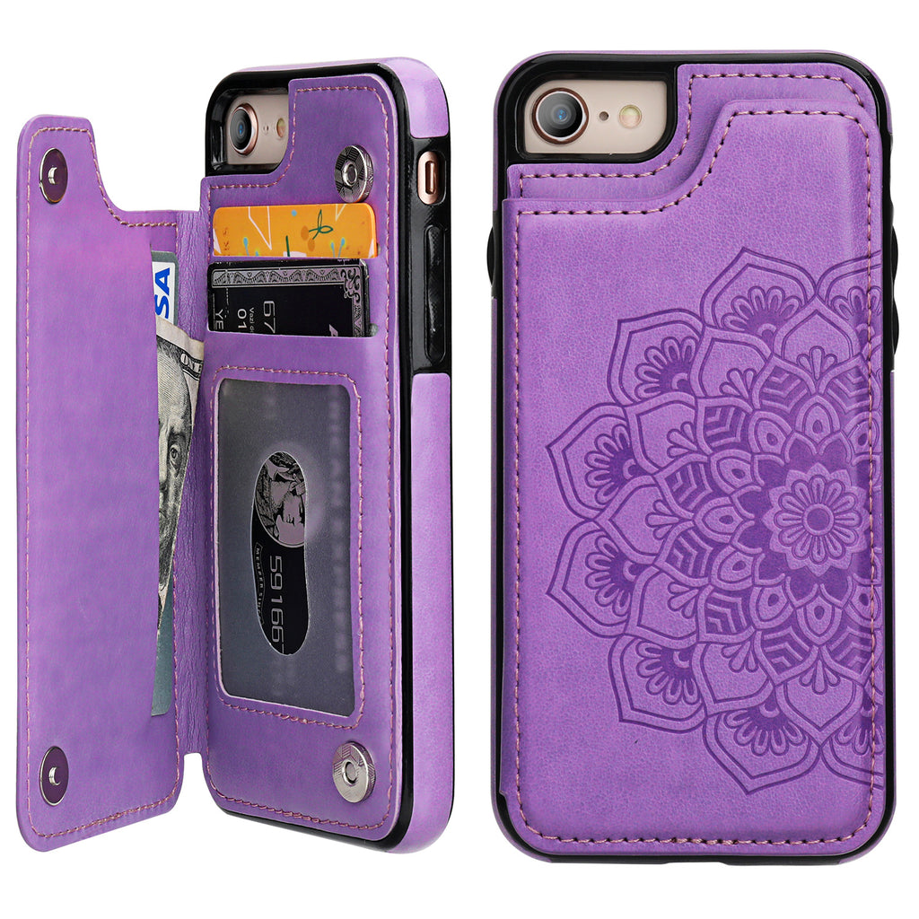 WALLET CASE MANDALA M for iPhone 7/8