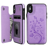 WALLET CASE PETAL H for iiPhone X/Xs