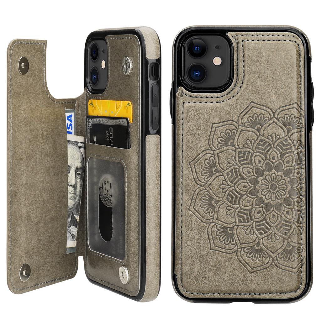 WALLET CASE MANDALA M for iPhone 11