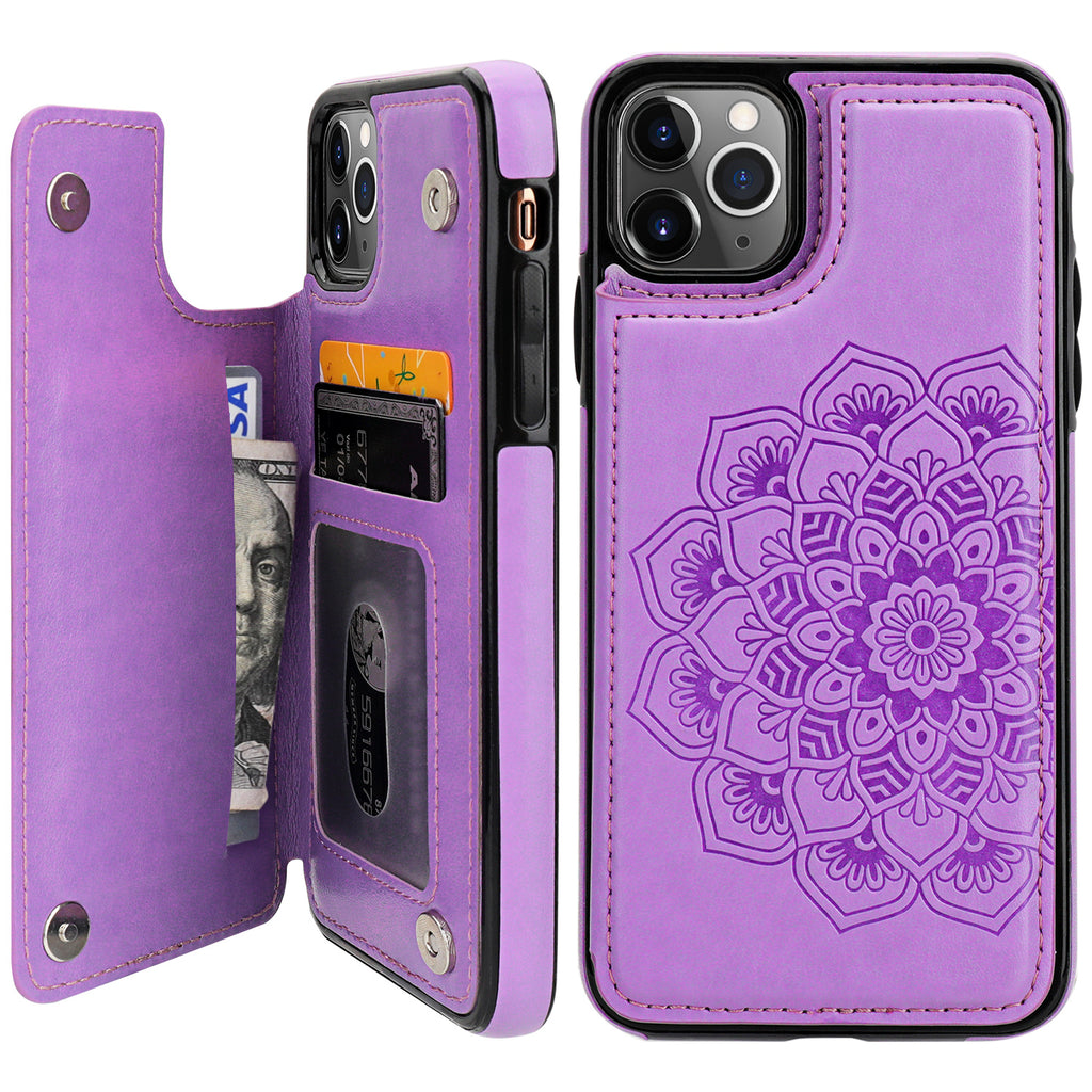 WALLET CASE MANDALA M for iPhone 11 Pro Max