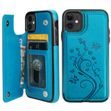 WALLET CASE PETAL H for iPhone 11