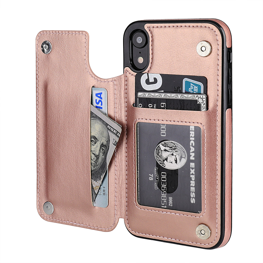 WALLET CASE PURE C for iPhone XR