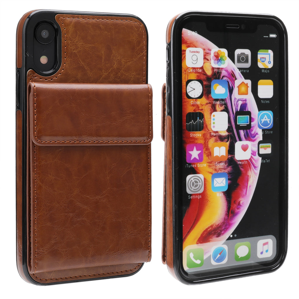 iPhone XR Wallet Case