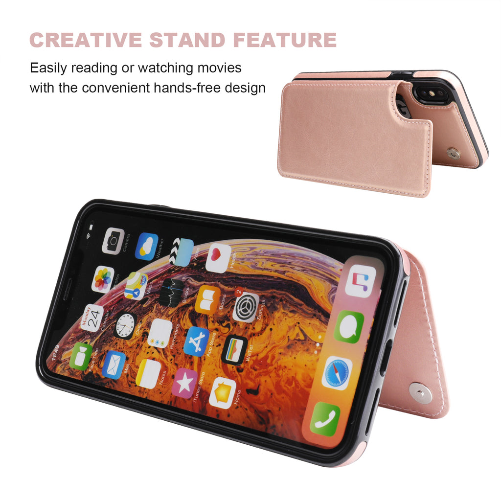 WALLET CASE PURE C for iPhone  Xs Max