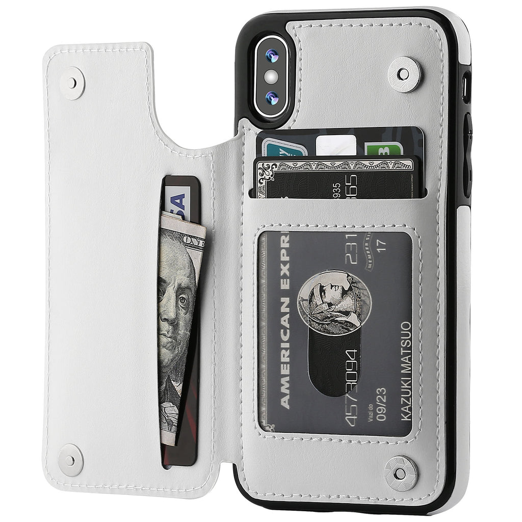 WALLET CASE PURE C for iPhone X/Xs
