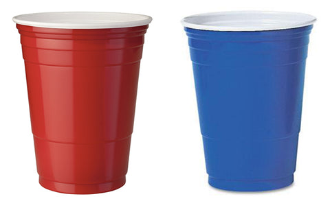 Red Cups. Beer Pong kopper