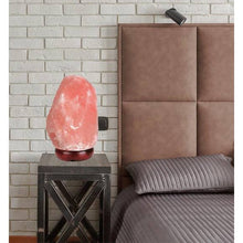 Load image into Gallery viewer, 5-8 lb Natural Salt Lamp