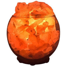 Load image into Gallery viewer, Sphere Salt Lamp Diffuser With Dimmer Cord