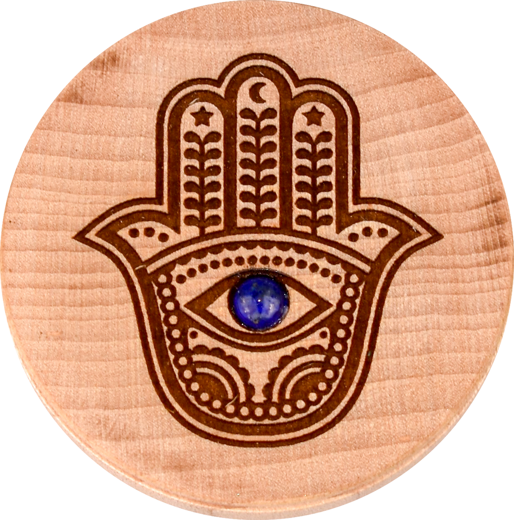 Hamsa Wood Dreambox