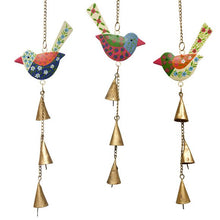 Load image into Gallery viewer, Blossom Birds Chimes (Set of 3)