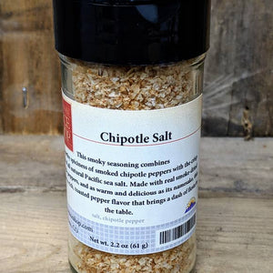 Chipotle Pepper Salt