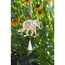 Load image into Gallery viewer, Mini Cutout Elephant Chime
