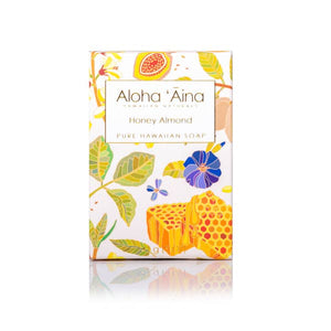 Aloha 'Aina – Honey Almond Pure Soap