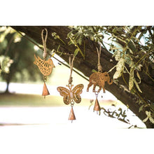 Load image into Gallery viewer, Mini Cutout Butterfly Chime