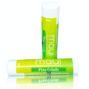 Maui Soap Co. - Maui Soap Co. - Pina Colada Lip Balm With Spf15