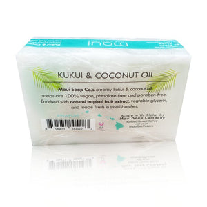 Awapuhi – Kukui & Coconut Oil Soap