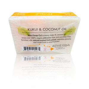 Mango – Kukui & Coconut Oil Vegan Soap