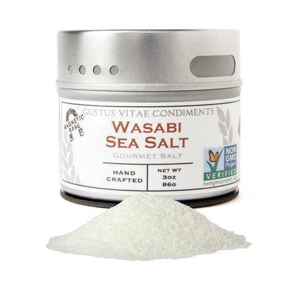 Wasabi Sea Salt