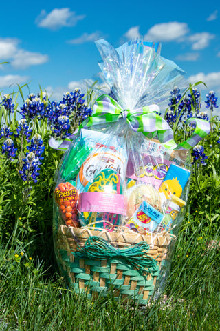 Kids Easter Gift Basket Custom