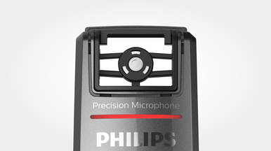Philips SMP4000 SpeechMike Premium Air Wireless Desktop Dictation - decoupled free floating microphone - speech products