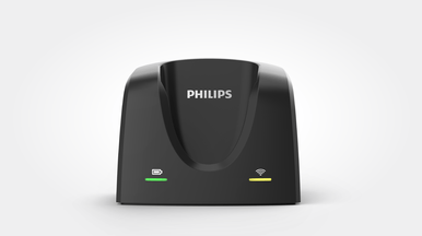Philips SMP4000 SpeechMike Premium Air Wireless Desktop Dictation - docking station and wireless charging - speech products