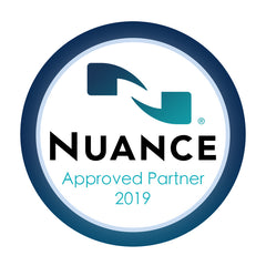 Speak-IT are Nuance Approved Partners 2019, Speech Recognition specialists at Speech Products UK