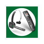 Philips ACC4100 AirBridge Wireless Adapter highly compatible with the SpeechOne Headset and SpeechMike Premium Air