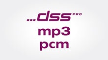 Philips DPM8900 Conference Recording Kit DSS Pro MP3 and PCM