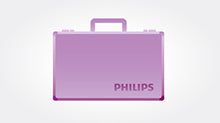 Philips DPM8900 Conference Recording Kit Metal Carry Case