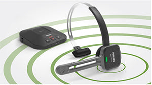 Philips SpeechOne Headset PSM6300 for Nuance Dragon Speech Recognition - Lossless audio transmission - Speech Products