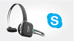 Philips SpeechOne Headset PSM6300 for Nuance Dragon Speech Recognition - skype calling support - Speech Products
