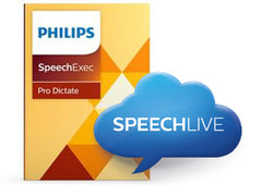 Purchase 24 month SpeechLive Subscription and receive a free of charge license for Philips SpeechExec version 10 from SpeechProducts.co.uk