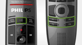 Philips SMP3810/00 SpeechMike Premium Touch - configurable hot keys for a fully customised workflow - speech products