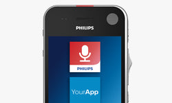 Philips SpeechAir Smart Voice Recorder (PSP1100) - software development kit - Speech Products