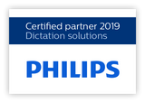 Speech Products by Speak-IT - Philips Speech Processing Certified Partner 2019